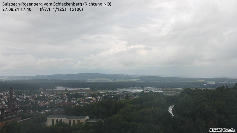 Sulzbach-Rosenberg, Richtung NO / Deutschland